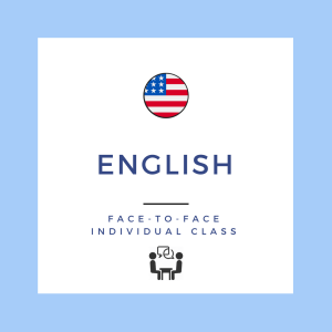 English Individual Class Image