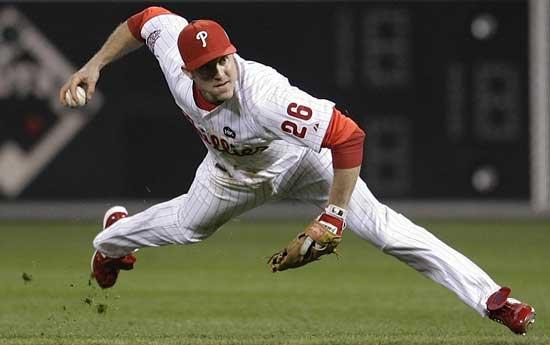 Бейзбол играч
