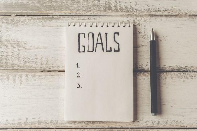 Set SMART goals.