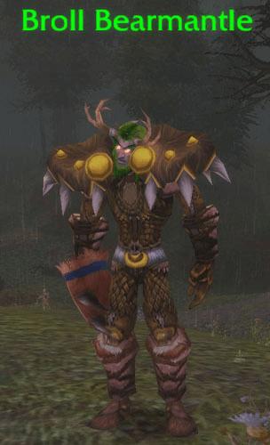 Broll Bearmantle EverQuest ZAM