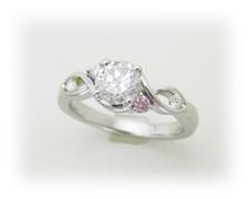 指輪のリフォーム、デザイン例
