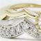 ダイヤの立て爪リングをシンプルだけど個性的なデザインへリフォーム
