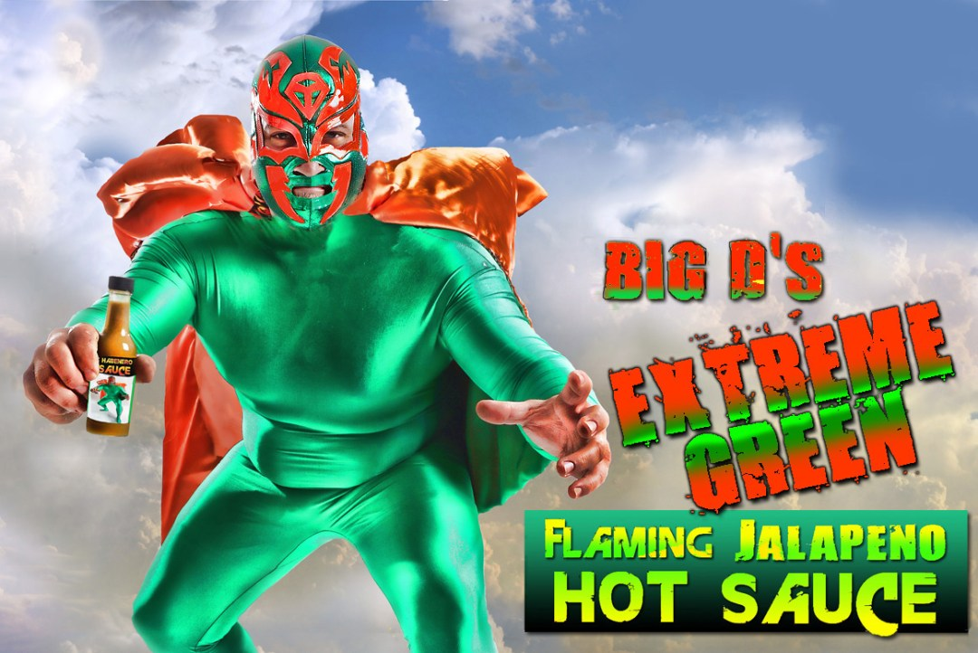 Big D's Green Extreme ©2014 Larry Zamba