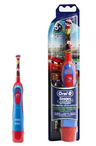 Periuta electrica copii Oral-B Pro D2010 Baby Disney Cars