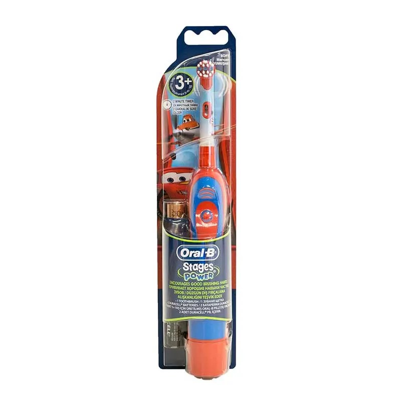 Periuta electrica copii Oral-B Pro D2010 Baby Disney Cars