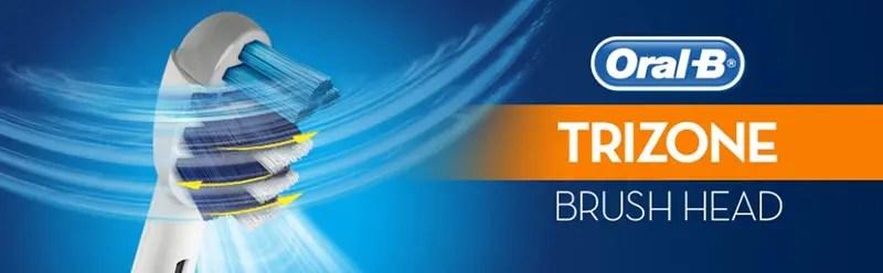 Rezerve periute electrice oral-B TriZone