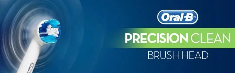Rezerve Precision Clean Oral-B