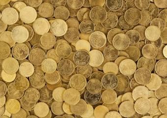 Euro Coins Debt Recovery
