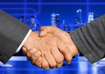 deal-hand shake
