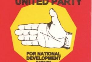 United Party for National Development (UPND) Logo