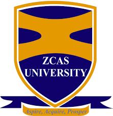 ZCAS University Admission Portal
