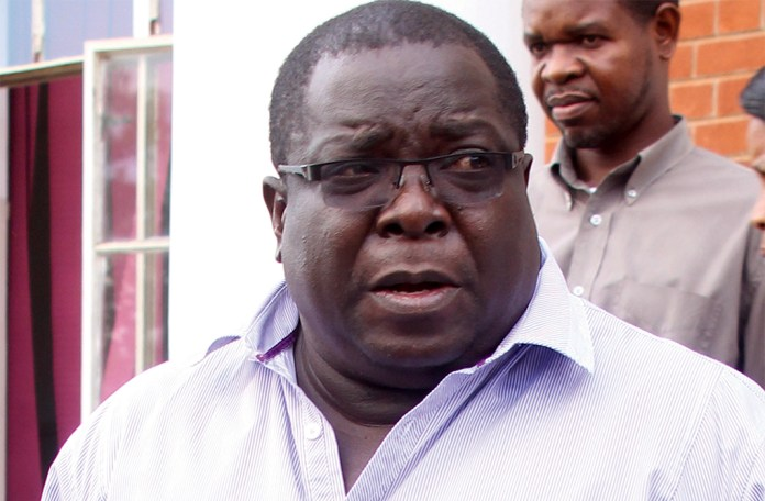 Chishimba Kambwili accuses ECZ, PF of blocking their candidate in Chilanga By-Election