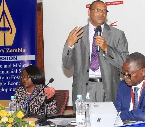 Bank of Zambia maintains policy rate at 9.75 percent