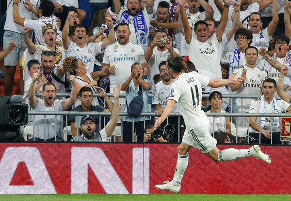 Gareth Bale still important for us says Real Madrid manager