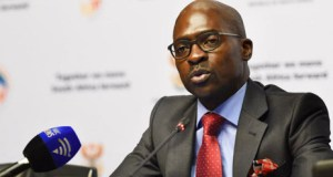 Home Affairs Minister Malusi Gigaba