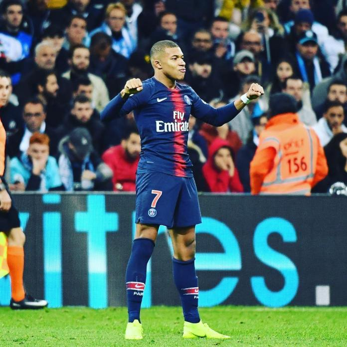 Kylian Mbappe talks of Real Madrid transfer says Liverpool is a machine