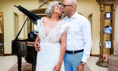 Basetsana and Romeo Kumalo