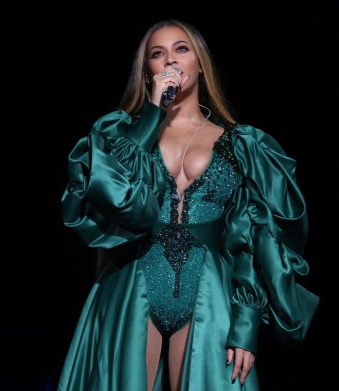 Beyonce accused of stealing Spirit video visuals from SA artist