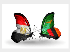 Zambia and Egypt