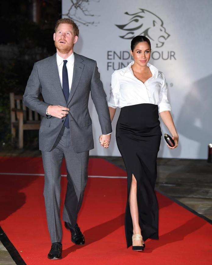Prince Harry and Meghan to spend Valentine's Day apart