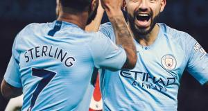 Manchester City 3 - 1 Arsenal