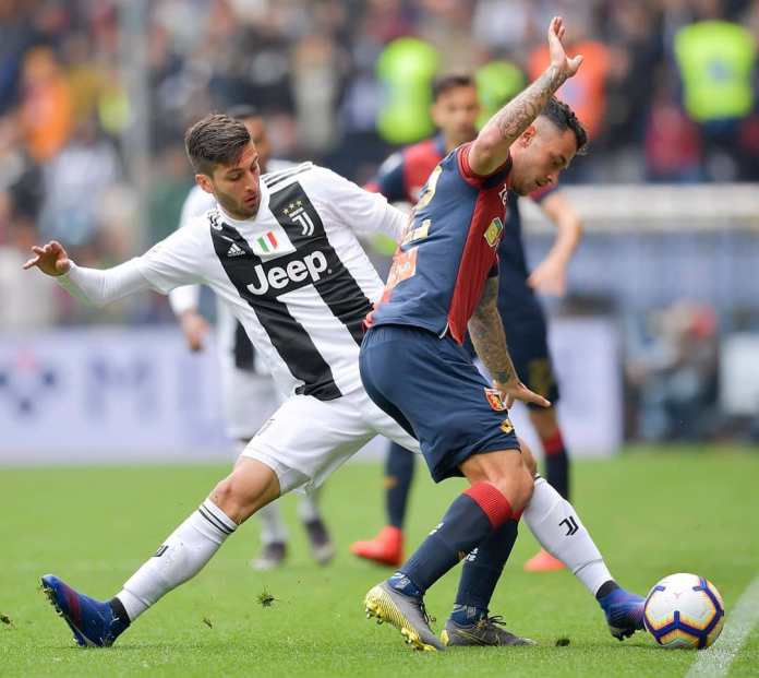 Juventus suffers first league defeat in the absence of Ronaldo