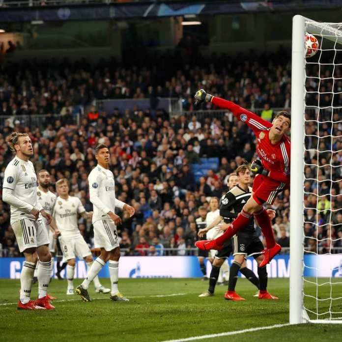 Real Madrid crash out of Champions league