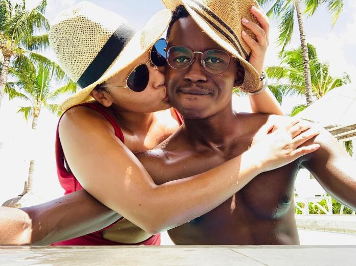 Scandal's power couple Romeo and Ingrid on baecation: Pictures