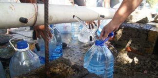 SA water not safe to drink
