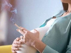 Smoking during pregnancy
