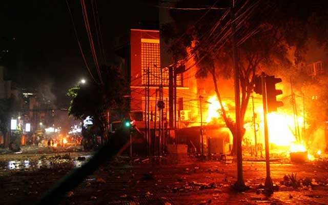 Indonesia matchstick factory fire1