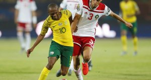 South Africa 0 - 1 Morocco