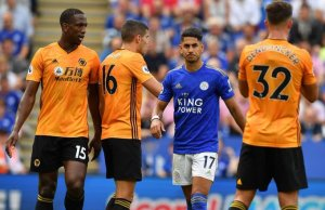Leicester 0- 0 Wolves