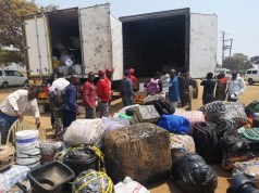Xenophobia victims arrive in Malawi