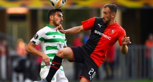 Rennes 1-1 Celtic