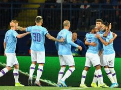 Shakhtar Donetsk 0 - 3 Man City