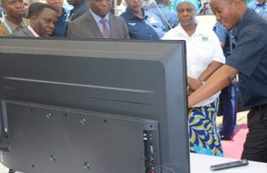 First Lady graces Kitwe Teaching Hospital