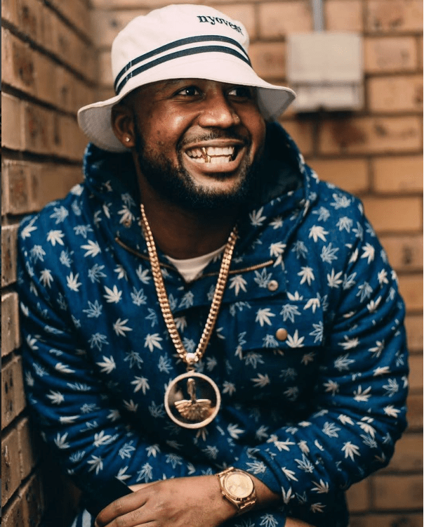 This is Why Cassper Nyovest slapped DJ Fresh in the face