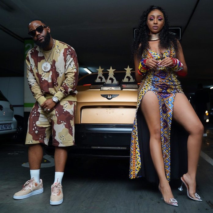 Nadia Nakai: Cassper Nyovest and I didn't talk for 8 months after show with AKA