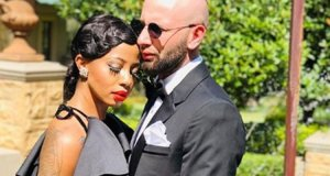 Kelly Khumalo and Chad da Don