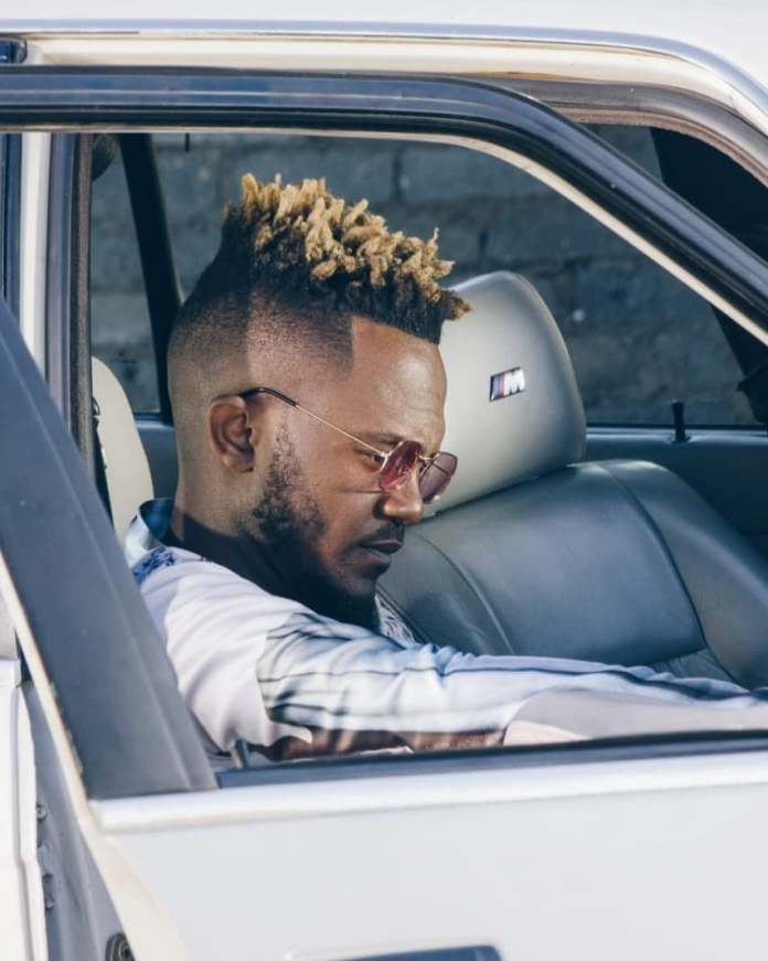 Rapper Kwesta under fire because of his Manager's comments