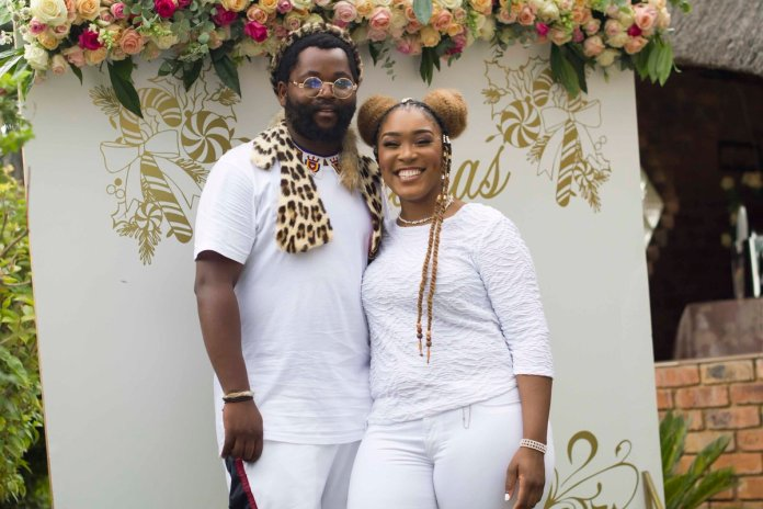 Sjava's secret Baby mama comes out, spills some beans
