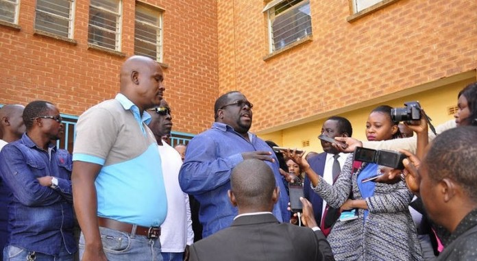 Kambwili Lawyers successfully lodge in an appeal