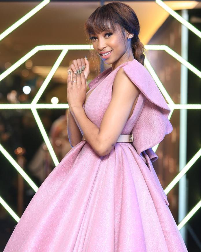 What you didn't know about actress Enhle Mbali
