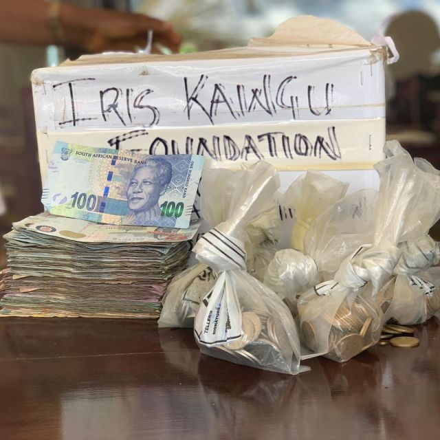 Iris Kaingu Foundation