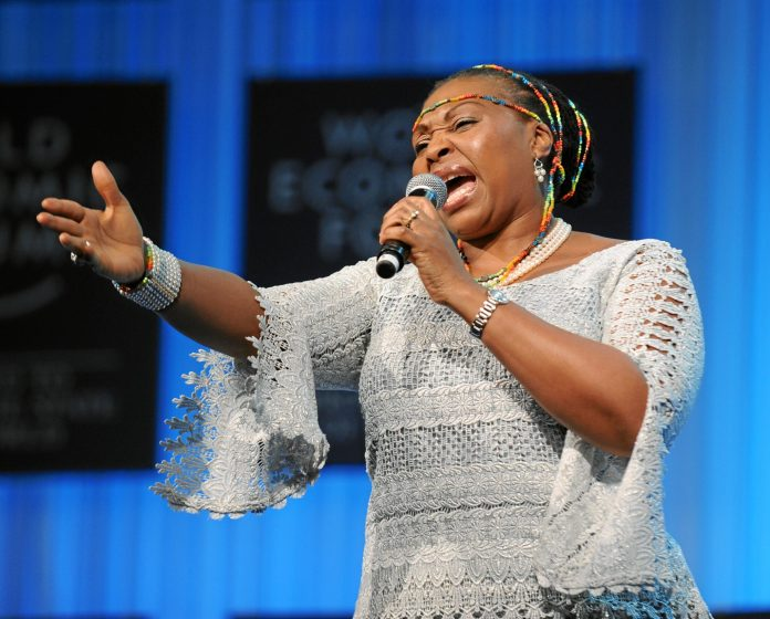 Yvonne Chaka Chaka honoured to be a part of Johnny Clegg tribute concert