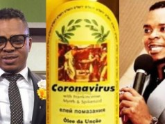 Bishop Daniel Obinim Holy Oil
