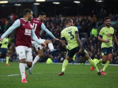 Burnley 3- 0 Bournemouth