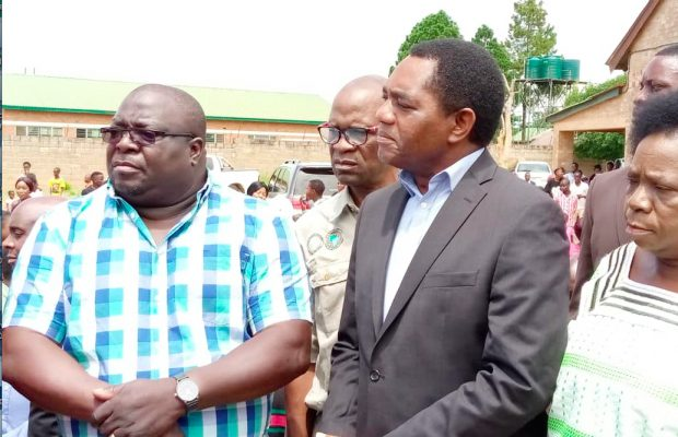 Kambwili – HH will never have a winning alliance, he never learns from history