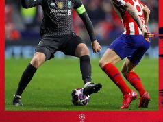 Liverpool vs Atletico